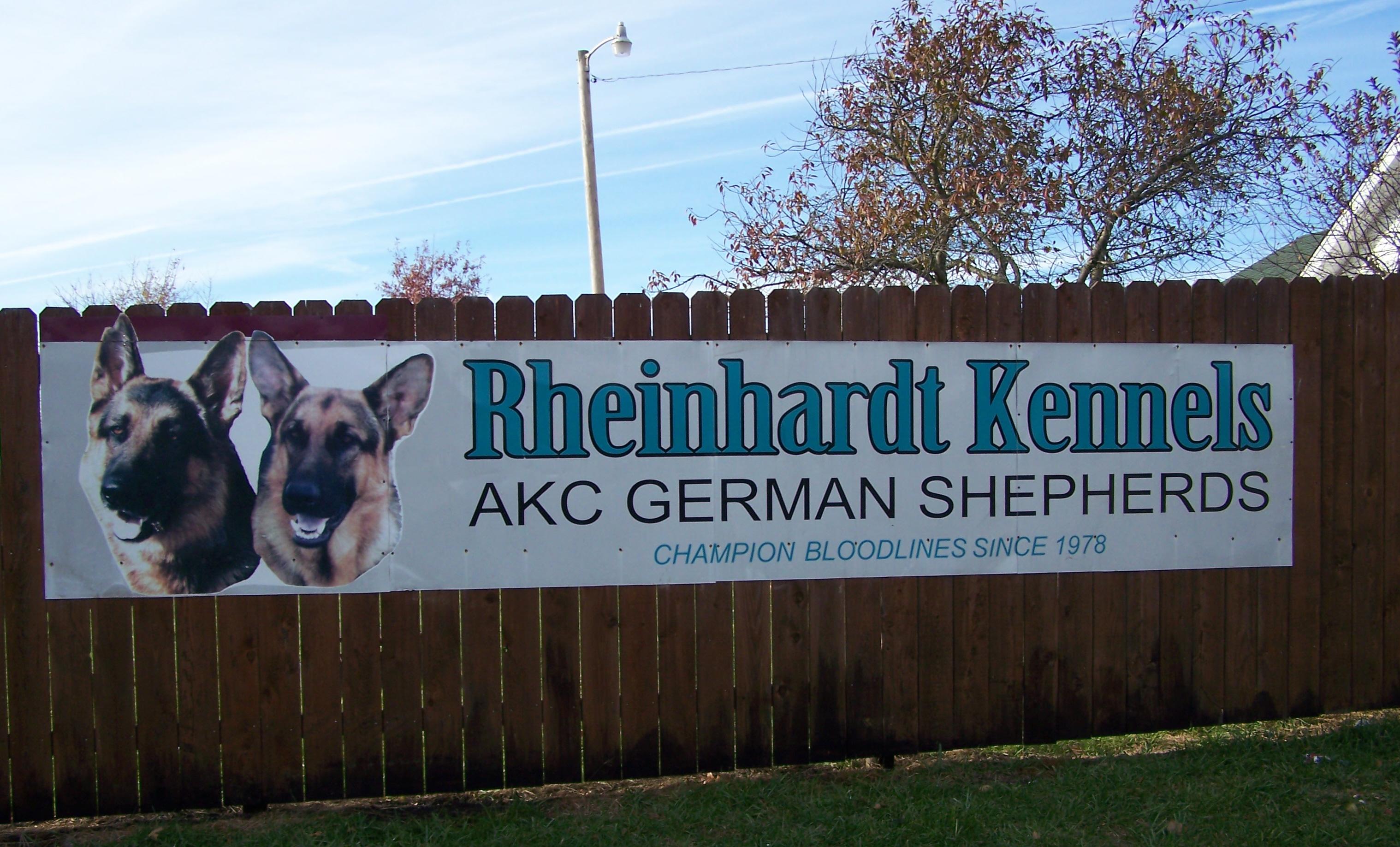 Rheinhardt Kennels